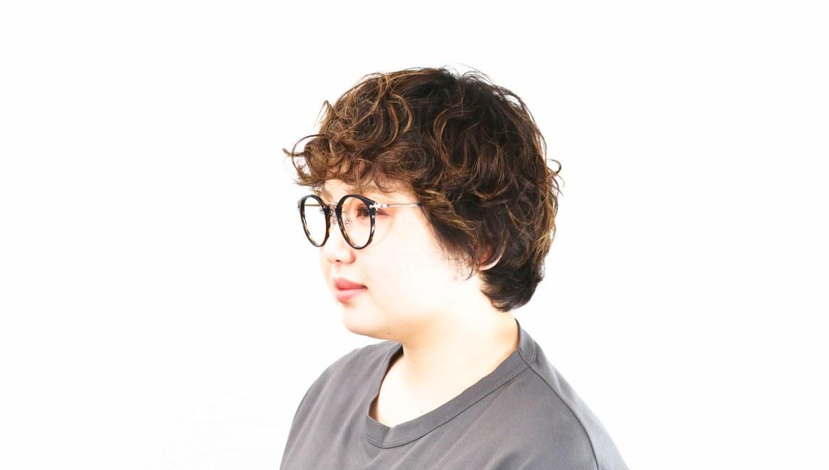 Oh My Glasses TOKYO Luke omg-103-40-20 [黒縁/鯖江産/丸メガネ]  7