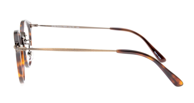 Oh My Glasses TOKYO Luke omg-103-20-12 [鯖江産/丸メガネ/茶色]  2