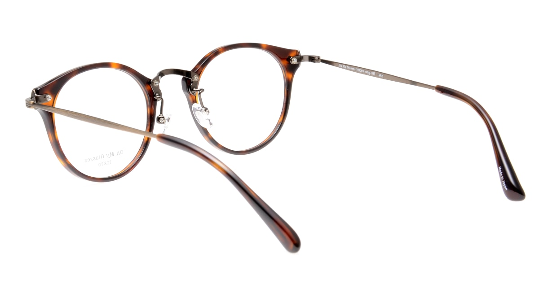 Oh My Glasses TOKYO Luke omg-103-20-12 [鯖江産/丸メガネ/茶色]  3