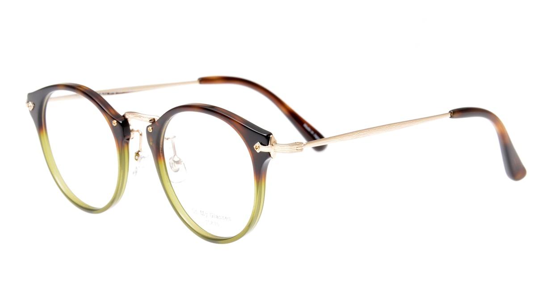 Oh My Glasses TOKYO Luke omg-103-58-14 [鯖江産/丸メガネ/派手]  1