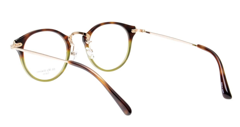 Oh My Glasses TOKYO Luke omg-103-58-14 [鯖江産/丸メガネ/派手]  3
