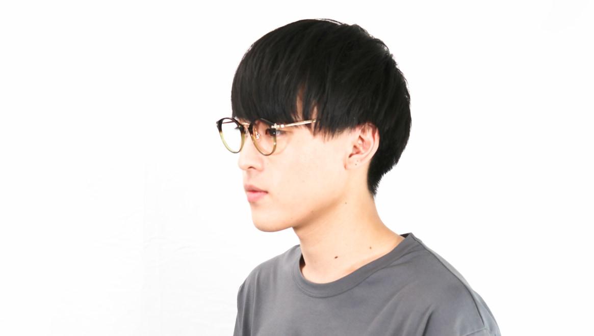 Oh My Glasses TOKYO Luke omg-103-58-14 [鯖江産/丸メガネ/派手]  5