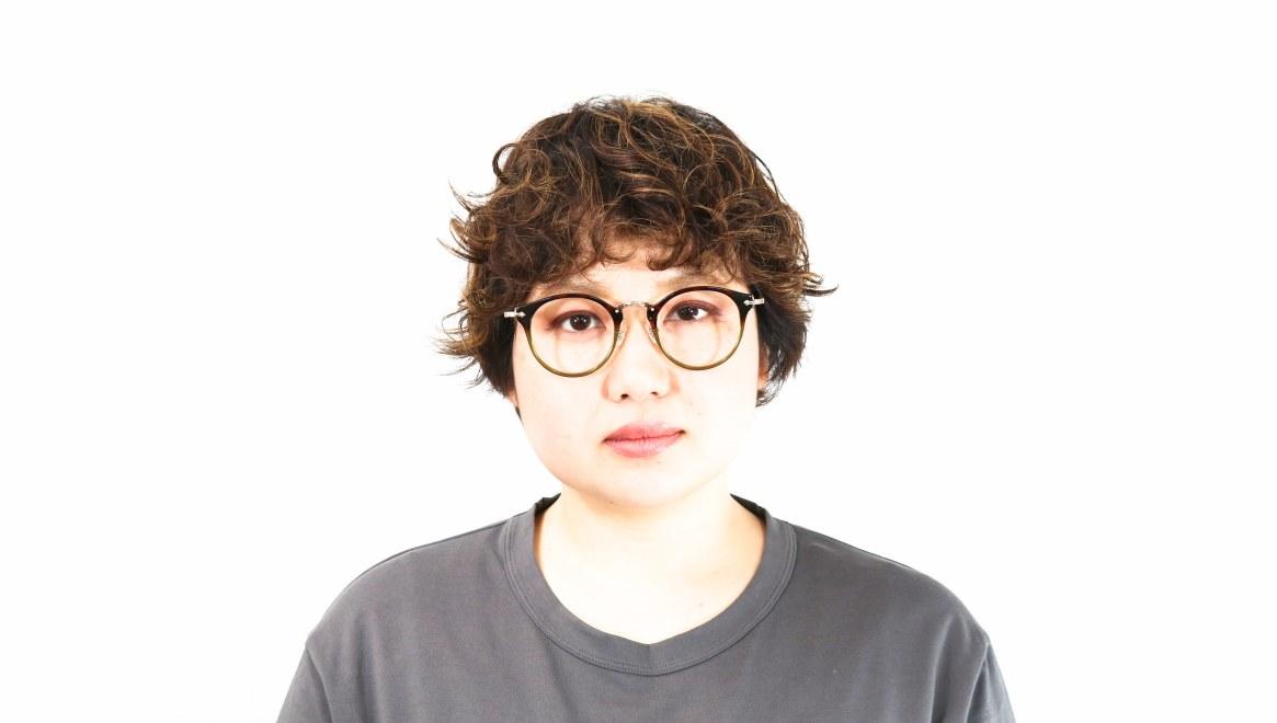 Oh My Glasses TOKYO Luke omg-103-58-14 [鯖江産/丸メガネ/派手]  6