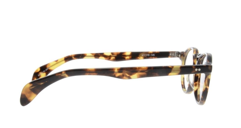 Oh My Glasses TOKYO Oliver omg-006-4-47 +1.0 [黒縁/ウェリントン]  1