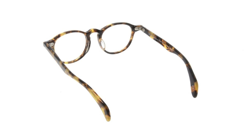 Oh My Glasses TOKYO Oliver omg-006-4-47 +1.0 [黒縁/ウェリントン]  2