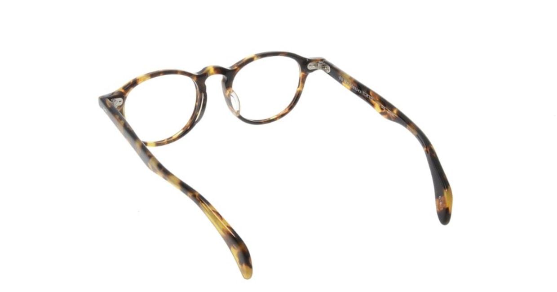 Oh My Glasses TOKYO Oliver omg-006-4-47 +2.0 [黒縁/ウェリントン]  3