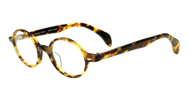 Oh My Glasses TOKYO Alex omg-007-4-45 +1.5 [黒縁/ウェリントン]  1