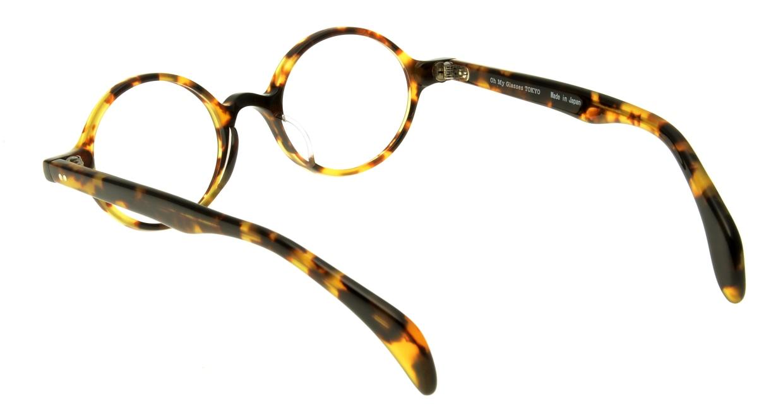 Oh My Glasses TOKYO Alex omg-007-4-45 +1.5 [黒縁/ウェリントン]  3