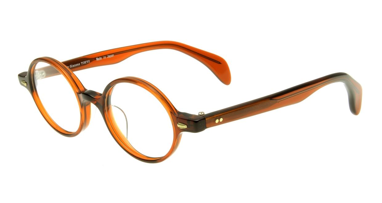 Oh My Glasses TOKYO Alex omg-007-5-45 +1.5 [黒縁/ウェリントン]  1