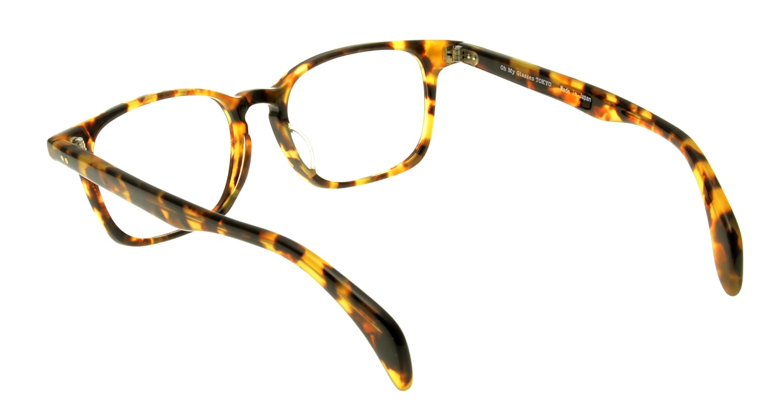 Oh My Glasses TOKYO Marc omg-008-4-51 +1.5 [黒縁/ウェリントン]  3