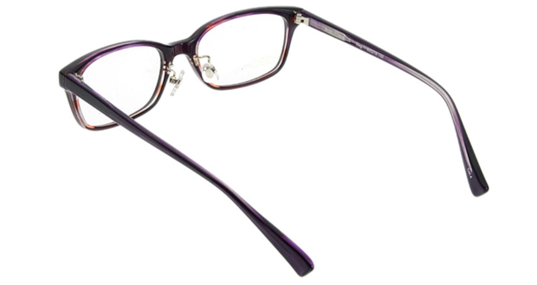プラスオーエムジー ベース メグ omg-022-4 +1.5 [黒縁/ウェリントン/安い]  3