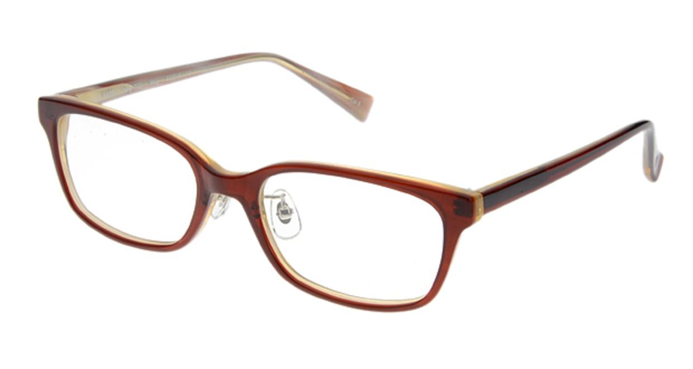 プラスオーエムジー ベース メグ omg-022-5 +1.0 [黒縁/ウェリントン/安い]  1