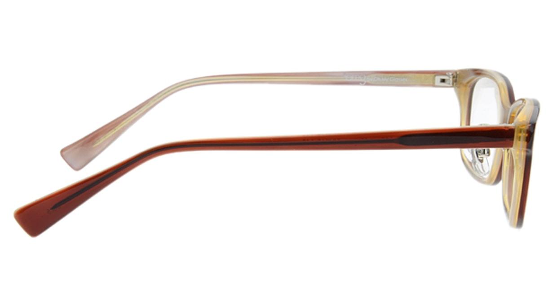 プラスオーエムジー ベース メグ omg-022-5 +1.0 [黒縁/ウェリントン/安い]  2
