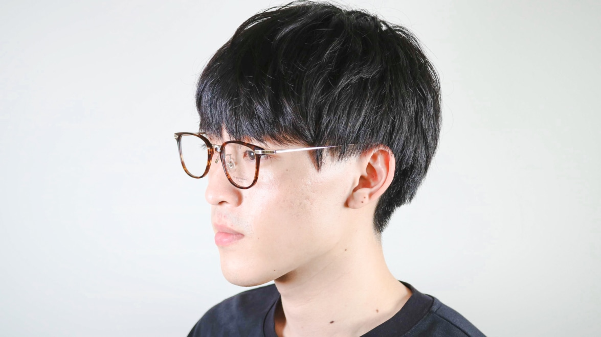 Oh My Glasses TOKYO Otto omg-082-13-10 [鯖江産/ウェリントン/べっ甲柄]  5