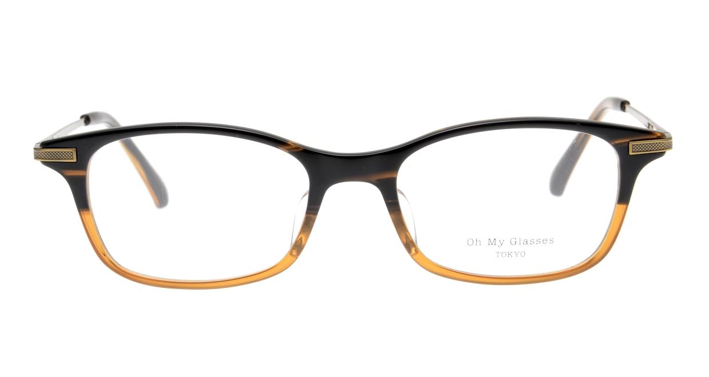 Oh My Glasses TOKYO Edward omg-052-7-50 [鯖江産/ウェリントン/派手]