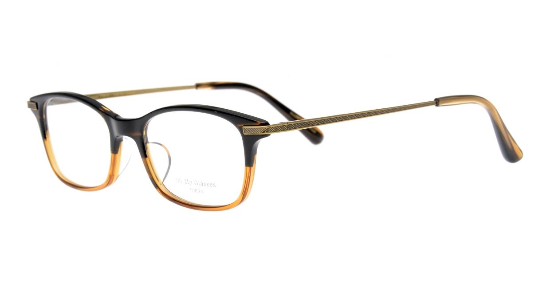 Oh My Glasses TOKYO Edward omg-052-7-50 [鯖江産/ウェリントン/派手]  1