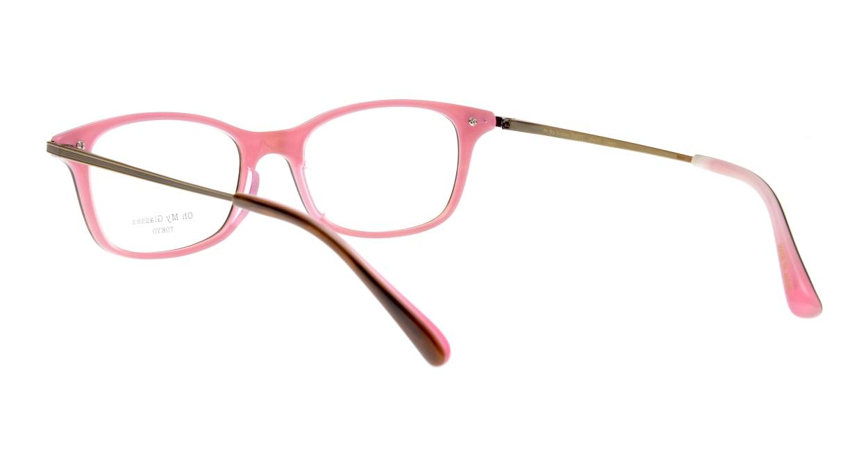 Oh My Glasses TOKYO Edward omg-052-8-50 [鯖江産/ウェリントン/茶色]  3