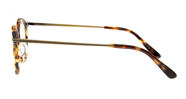 Oh My Glasses TOKYO Jamie omg-053-5-47 [鯖江産/丸メガネ/べっ甲柄]  2