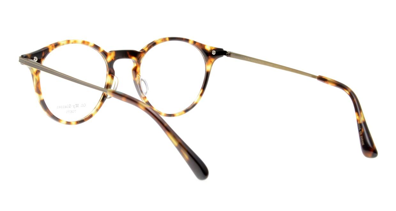 Oh My Glasses TOKYO Jamie omg-053-5-47 [鯖江産/丸メガネ/べっ甲柄]  3