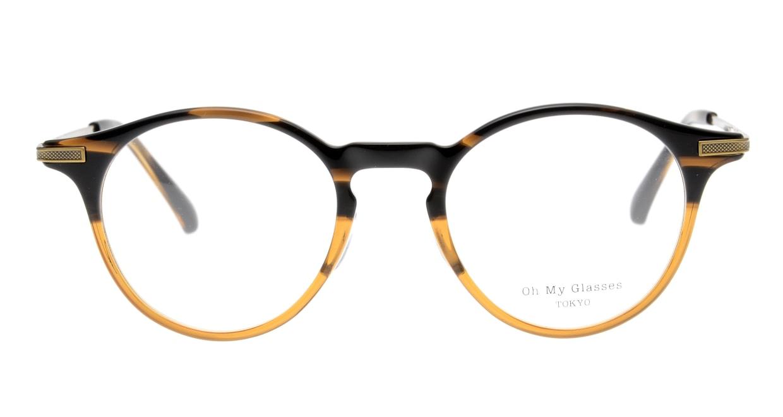 Oh My Glasses TOKYO Jamie omg-053-7-47 [鯖江産/丸メガネ/派手]