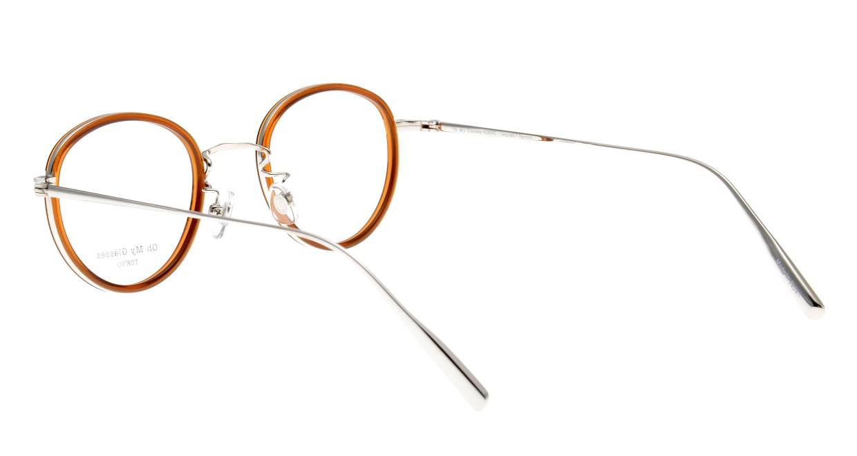 Oh My Glasses TOKYO Raymond omg-065-7-45 [鯖江産/丸メガネ/茶色]  3