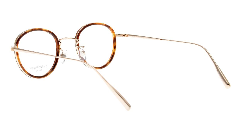 Oh My Glasses TOKYO Raymond omg-065-8-45 [鯖江産/丸メガネ/べっ甲柄]  3