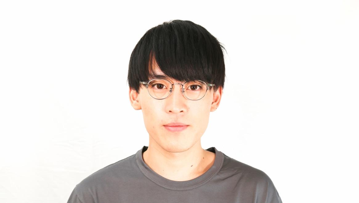 Oh My Glasses TOKYO Ralph omg-083-GRY-10 [鯖江産/丸メガネ/グレー]  5