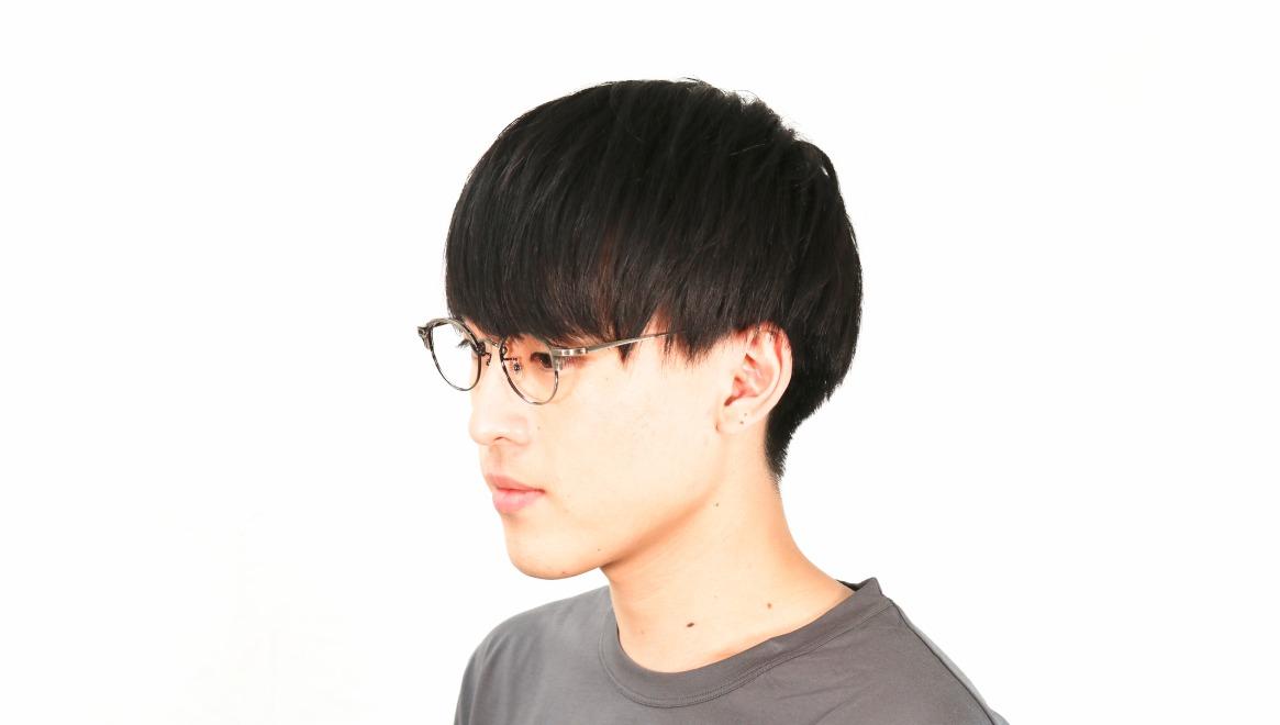 Oh My Glasses TOKYO Ralph omg-083-GRY-10 [鯖江産/丸メガネ/グレー]  6