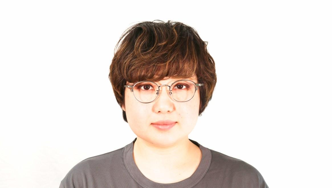 Oh My Glasses TOKYO Ralph omg-083-GRY-10 [鯖江産/丸メガネ/グレー]  7