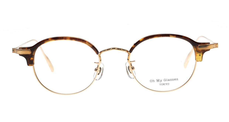 Oh My Glasses TOKYO Ralph omg-083-DM-20 [鯖江産/丸メガネ/べっ甲柄]