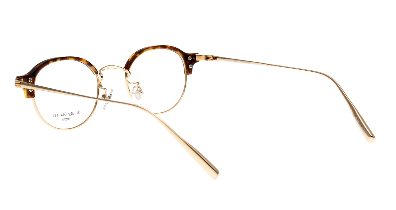 Oh My Glasses TOKYO Ralph omg-083-DM-20 [鯖江産/丸メガネ/べっ甲柄]  3