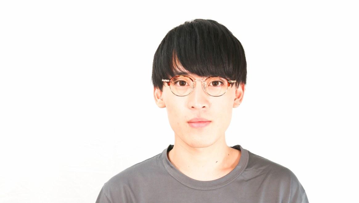 Oh My Glasses TOKYO Ralph omg-083-DM-20 [鯖江産/丸メガネ/べっ甲柄]  5