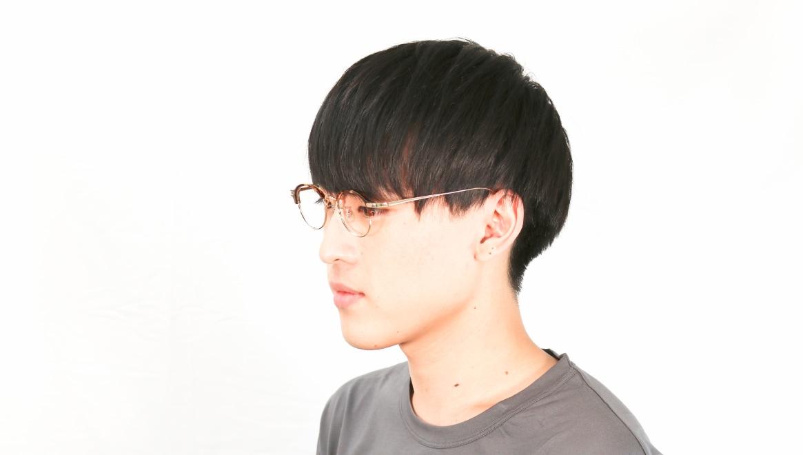 Oh My Glasses TOKYO Ralph omg-083-DM-20 [鯖江産/丸メガネ/べっ甲柄]  6