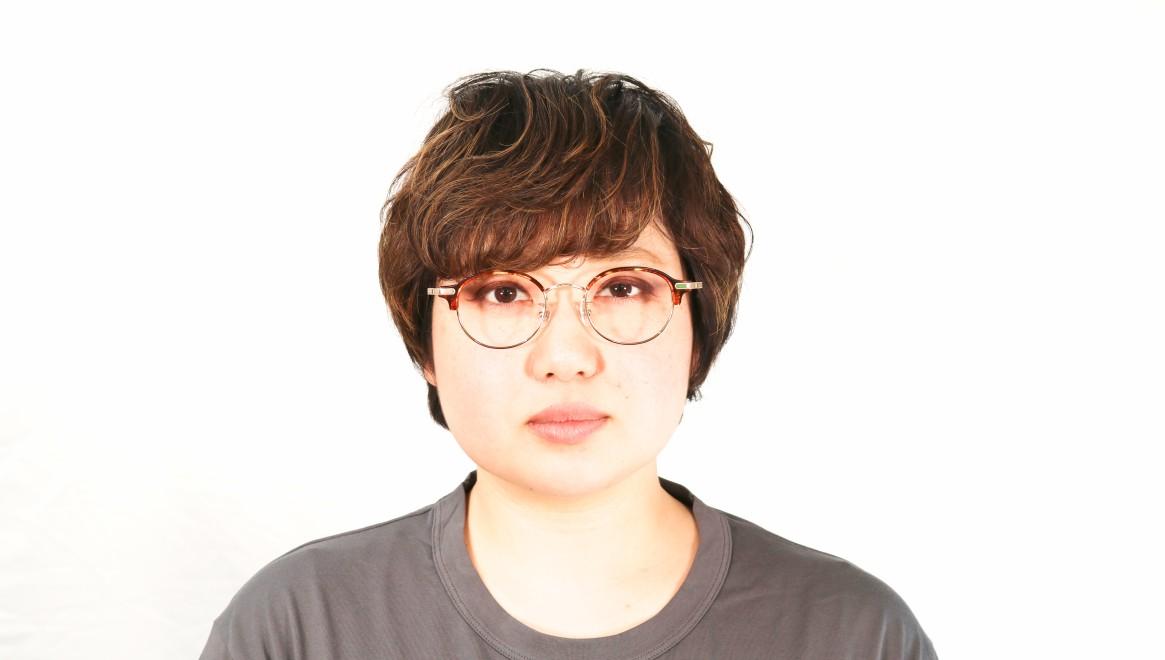 Oh My Glasses TOKYO Ralph omg-083-DM-20 [鯖江産/丸メガネ/べっ甲柄]  7