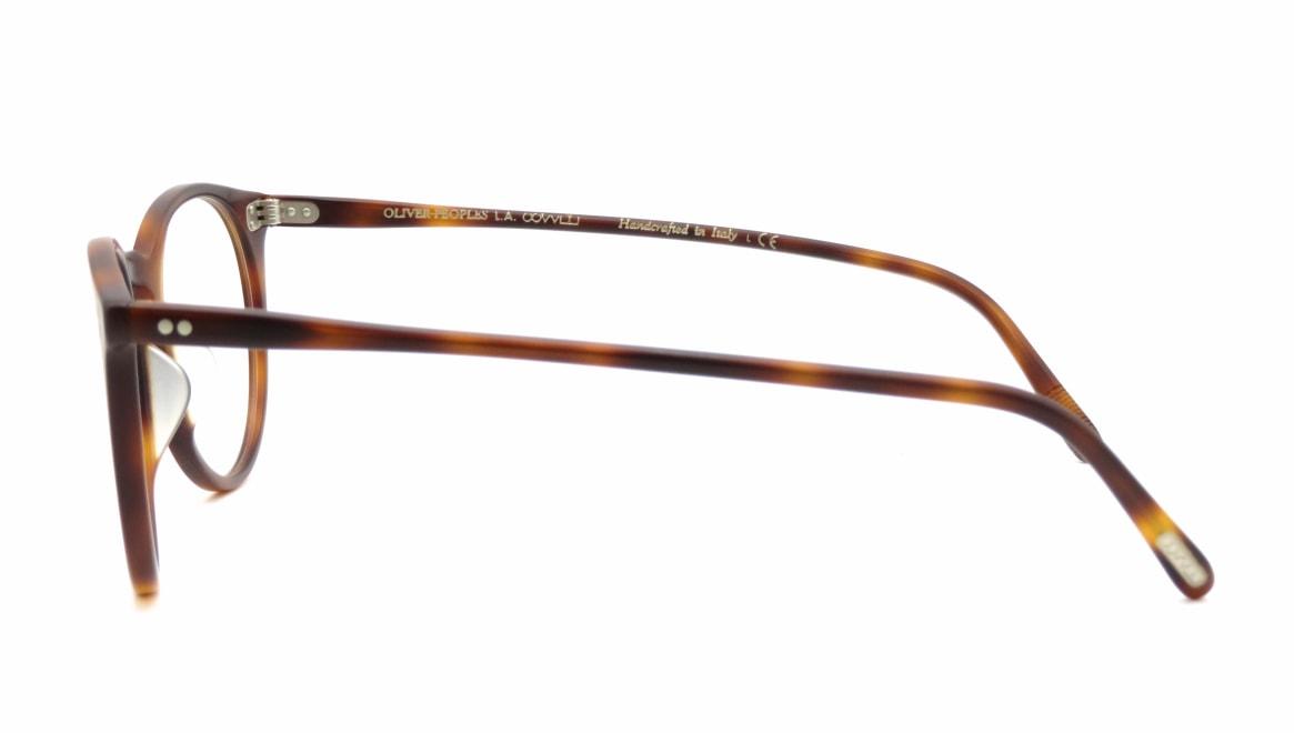 オリバーピープルズ O'MALLEY-P-CF-1552-45 [丸メガネ/べっ甲柄]  2