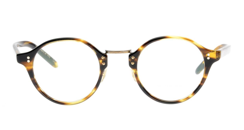 オリバーピープルズOV5185 OP-1955-1003-45 [丸メガネ/茶色]