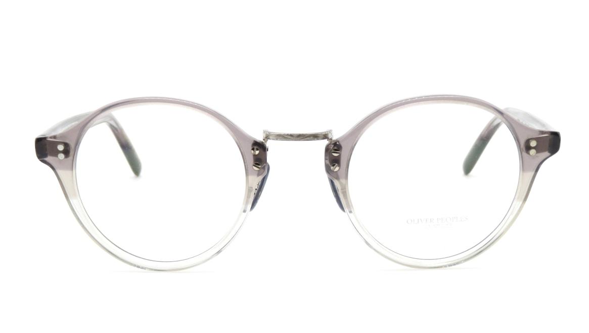 オリバーピープルズOV5185 OP-1955-1436-45 [丸メガネ/グレー]
