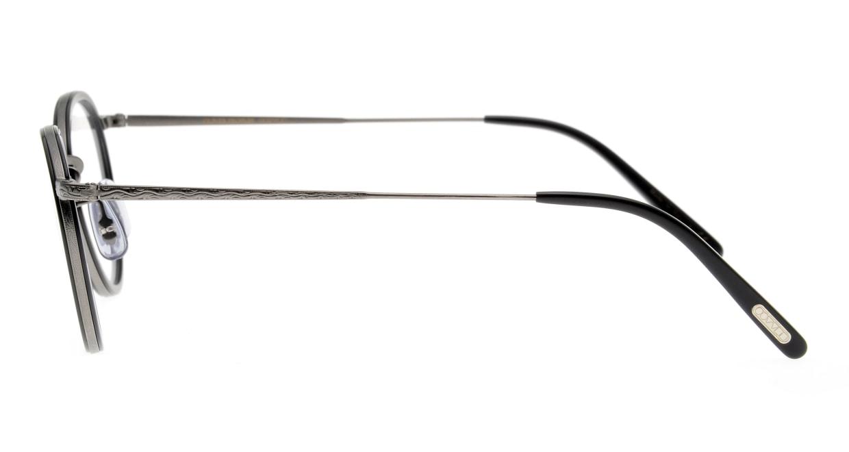オリバーピープルズOV1104 MP-2-52-47 [黒縁/丸メガネ]  2