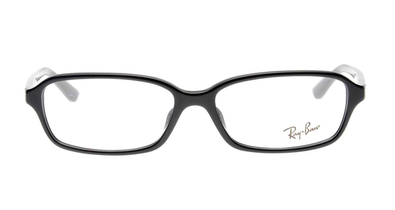 レイバン RX5293D-2000 [黒縁/スクエア]