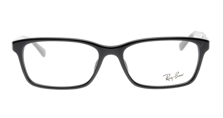 レイバン RX5318D-2000-55 [黒縁/スクエア]