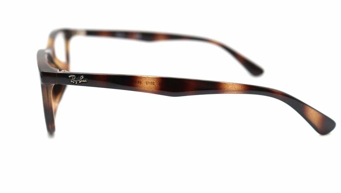 レイバン RX7102D-2012-56 [丸メガネ/べっ甲柄]  2