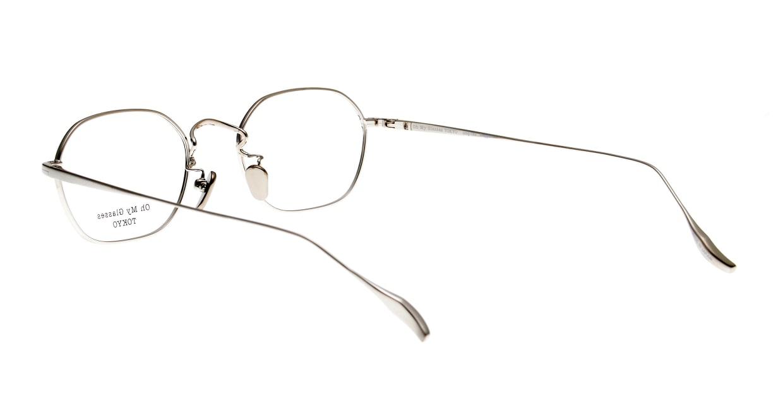 Oh My Glasses TOKYO Reggie omg-089-NV-47 [メタル/鯖江産/スクエア/青]  3