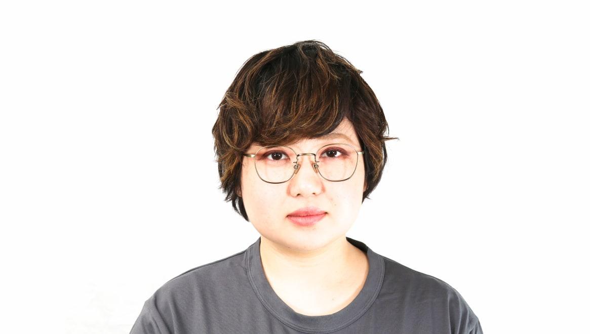 Oh My Glasses TOKYO Curtis omg106-ATG-47 [メタル/鯖江産/ウェリントン/ゴールド]  7