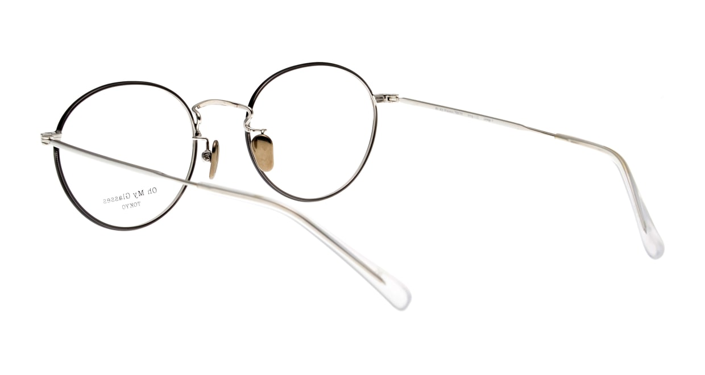 Oh My Glasses TOKYO George2 omg-110-BKS-49 [メタル/鯖江産/丸メガネ]  3