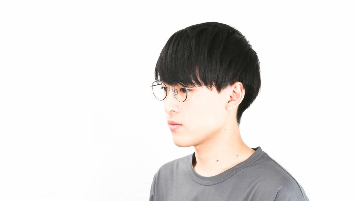 Oh My Glasses TOKYO George2 omg-110-BKS-49 [メタル/鯖江産/丸メガネ]  6