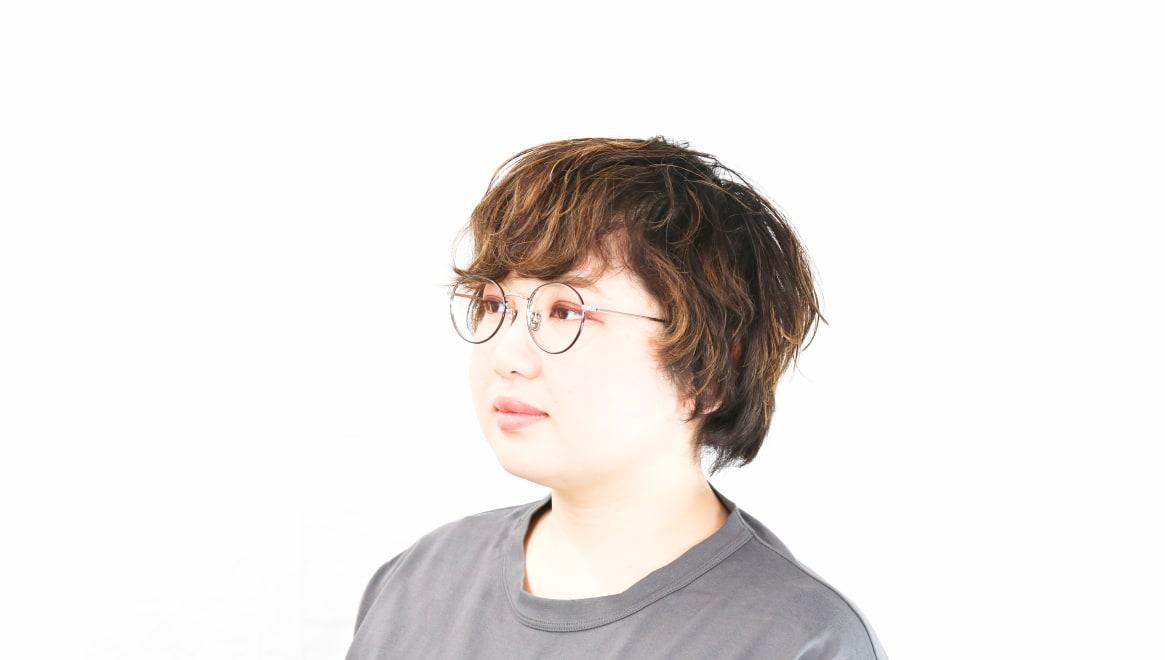 Oh My Glasses TOKYO George2 omg-110-BKS-49 [メタル/鯖江産/丸メガネ]  8