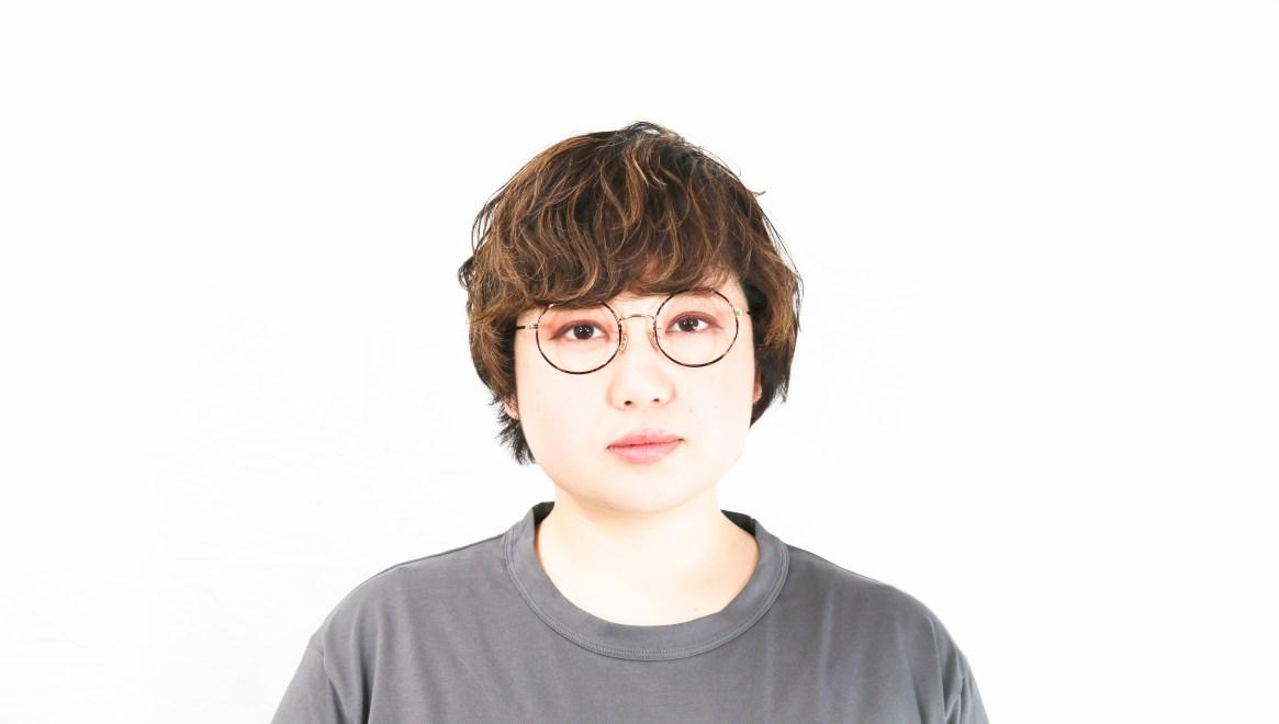 Oh My Glasses TOKYO Neal2 omg-111-DM-47 [メタル/鯖江産/丸メガネ/べっ甲柄]  7