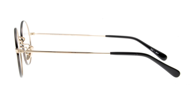 Oh My Glasses TOKYO Neal2 omg-111-BKG-47 [メタル/鯖江産/丸メガネ]  2