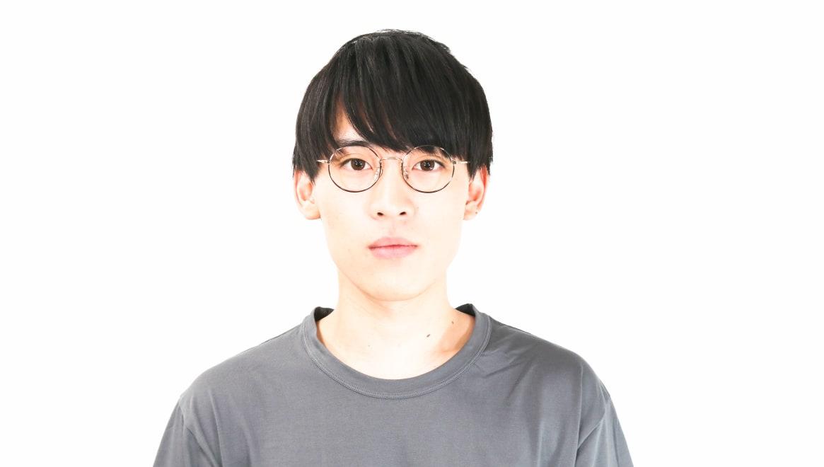 Oh My Glasses TOKYO Neal2 omg-111-BKG-47 [メタル/鯖江産/丸メガネ]  5