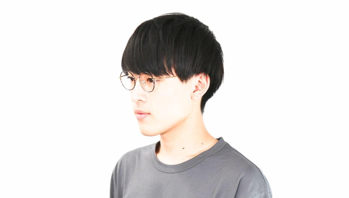 Oh My Glasses TOKYO Neal2 omg-111-BKG-47 [メタル/鯖江産/丸メガネ]  6